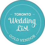 Toronto Wedding List - Gold Vendor