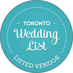 Toronto Wedding List - Vendor
